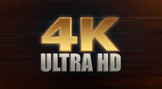 4K UHDTV Up and Close